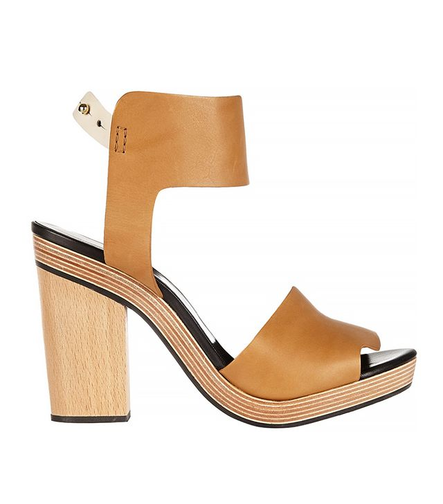 Pierre Hardy Leather Sandals