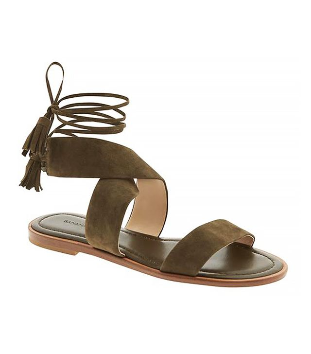 Banana Republic Leather Sandals