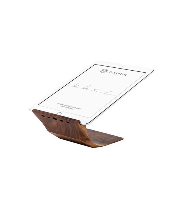 Yohann Wood iPad Stand