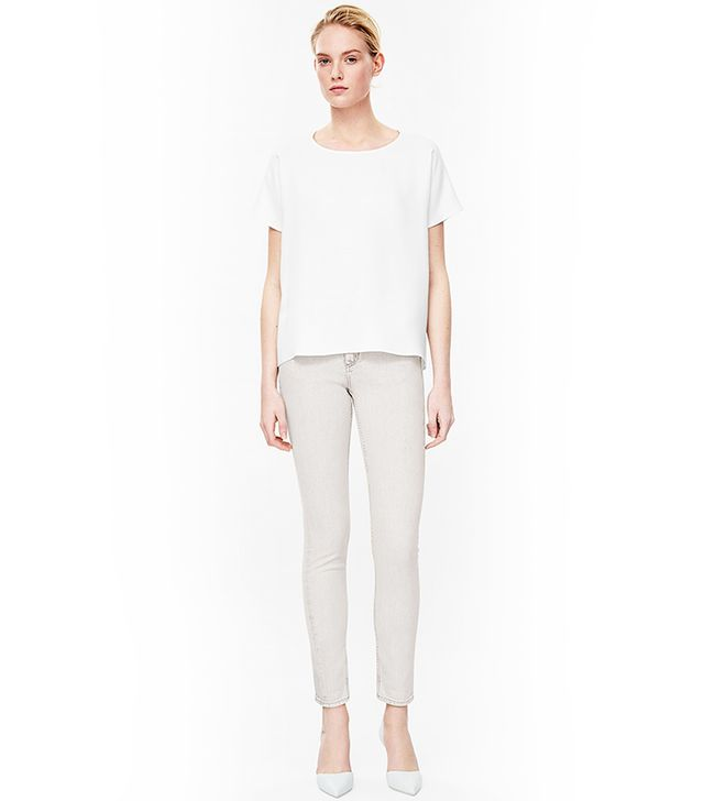 COS Skinny Cropped Jeans