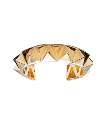 Jennifer Fisher Medium Triangular Stud Cuff