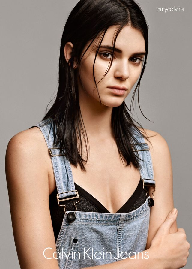 How It Girl Kendall Jenner's Calvin Klein Ads Are Really Performing