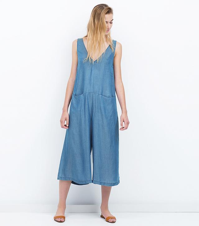 Zara Flowing Jumpsuit