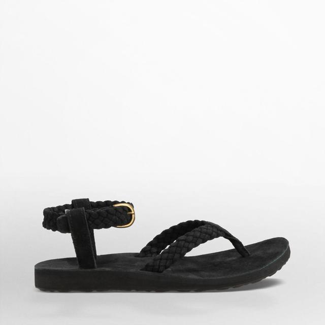 Teva Original Suede Braid Sandals