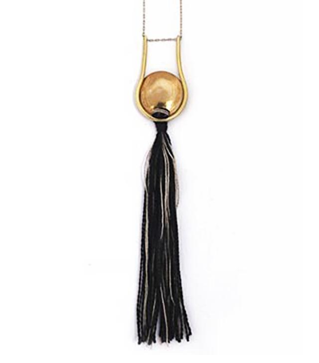 Erin Considine Round Mirror Necklace