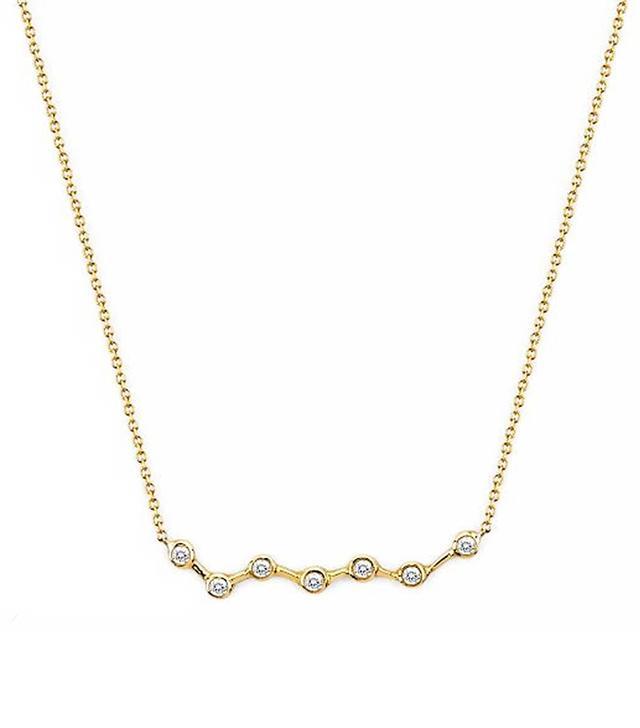 Logan Hollowell Ursa Major Constellation Necklace