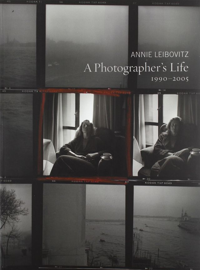Annie Leibovitz A Photographer's Life Book