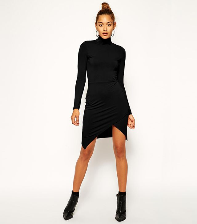 ASOS Polo Asymmetric Dress