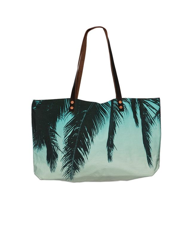 Samudra Hanging Palm Beach Bag