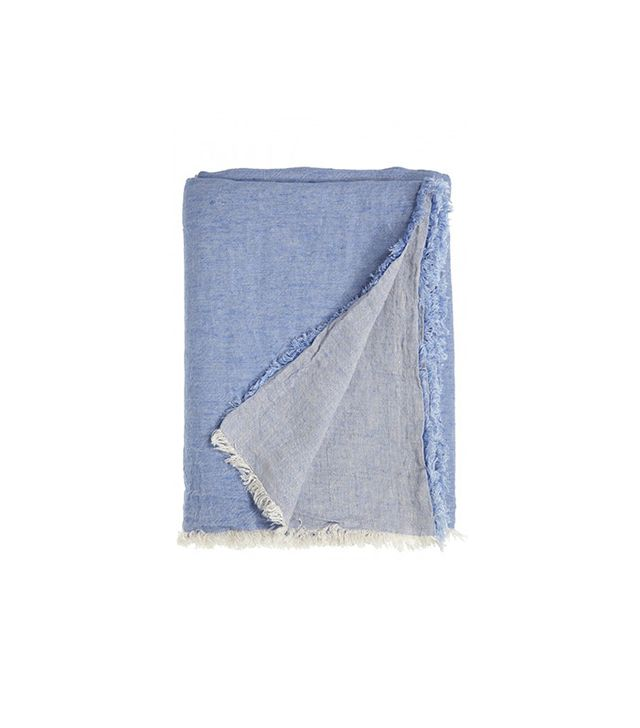 Calypso St. Barth Vice Versa Linen Throw