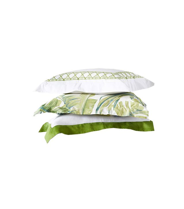 Williams-Sonoma Home Tropical Leaf Bedding