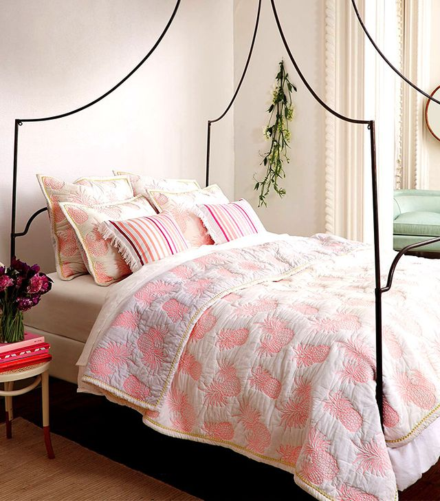 Anthropologie Amina Coverlet