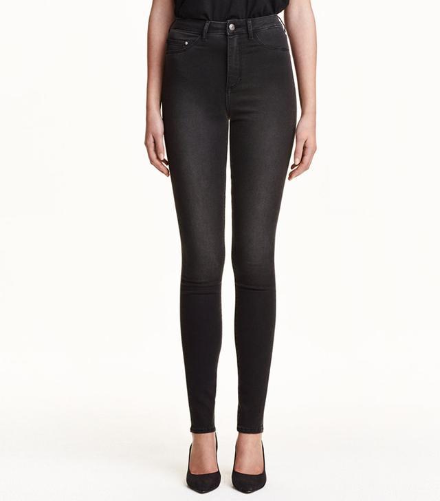 H&M Super Skinny High Jegging