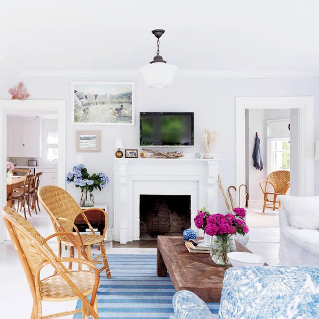 Tour Designer Rebecca Taylor's Charming Beach House