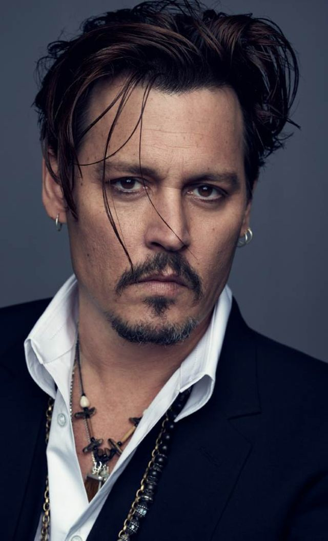 Squee: Johnny Depp Is the New Face of Dior
