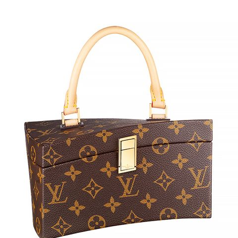Twisted Box Bag