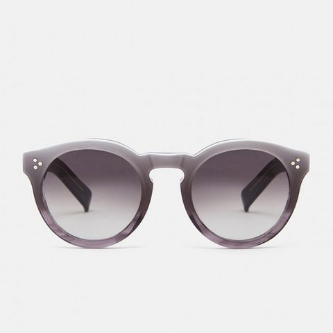 Leonard II Sunglasses, Grey Ombre