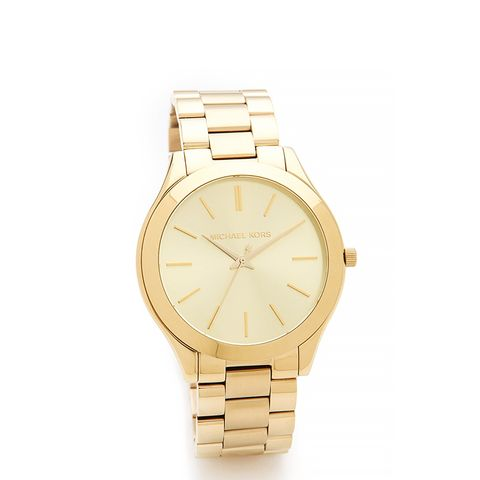 Slim Runway Watch
