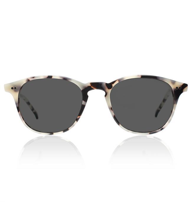 Illesteva Whitman White Tortoise Sunglasses