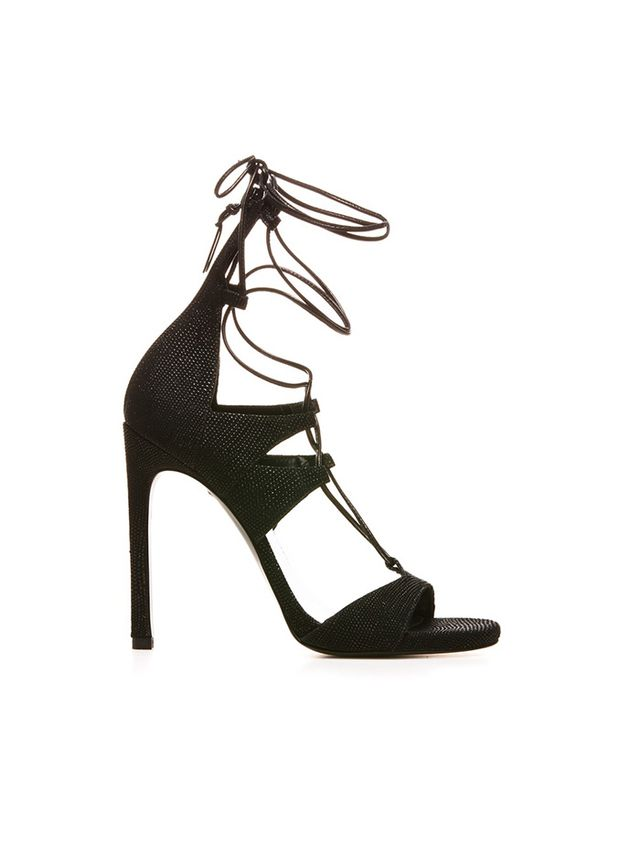 Stuart Weitzman The Legwrap Sandals