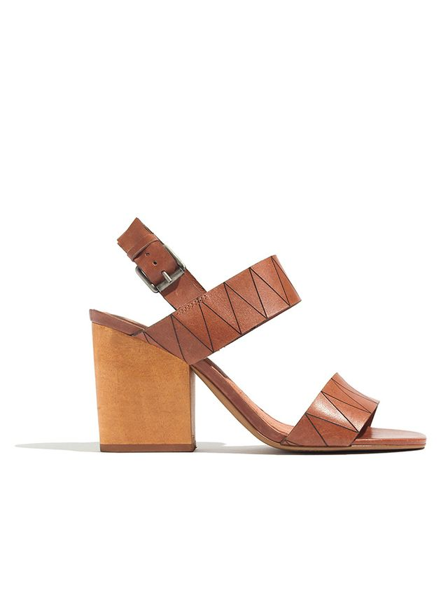 Madewell The Karina Slingback Sandals