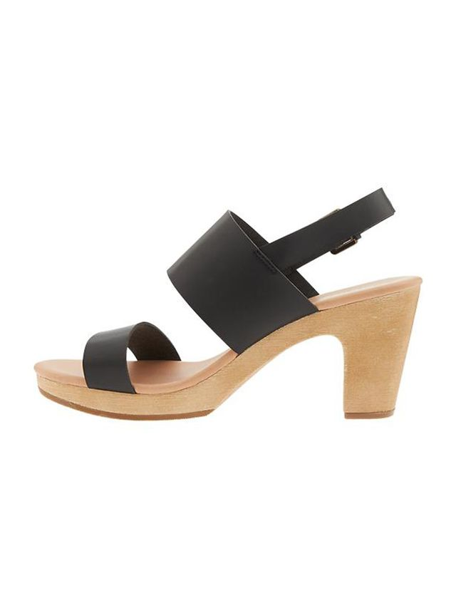 Old Navy Double-Strap Block-Heel Sandals