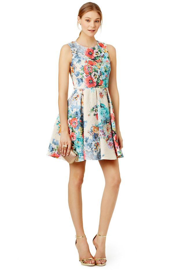 Cynthia Rowley Voltaire Dress