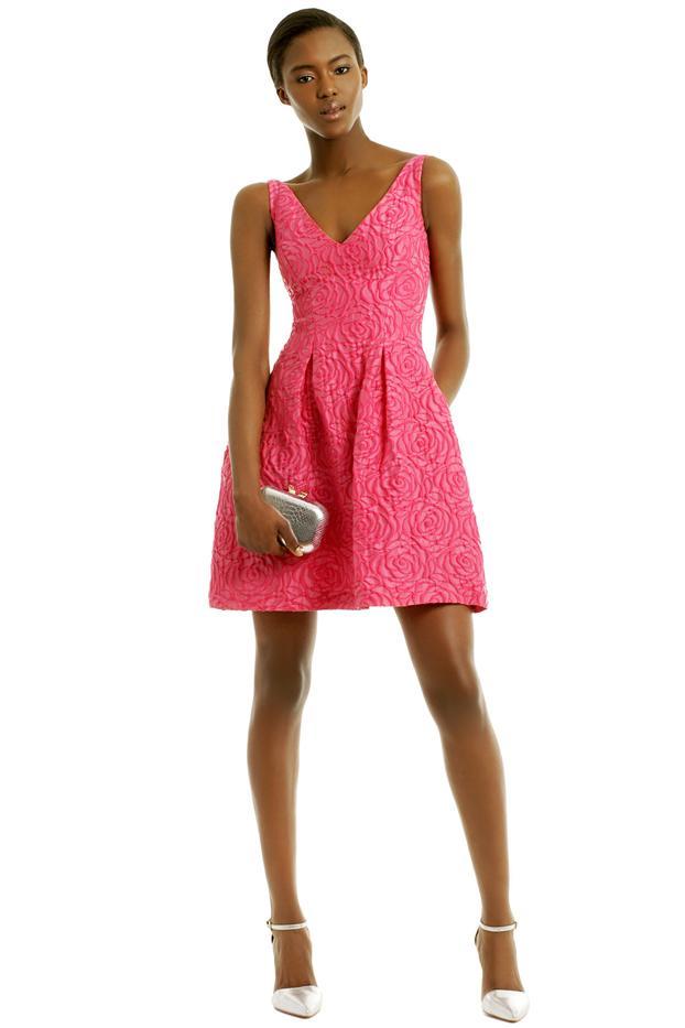 ML Monique Lhuillier Give Me a Smooch Dress
