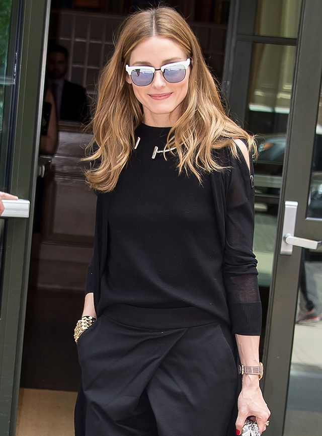 Olivia Palermo's Favourite City for Fashion Inspiration Is…
