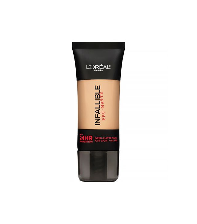 L'Oréal Paris Infallible Pro-Matte Up to 24 Hr Demi-Matte Finish Foundation