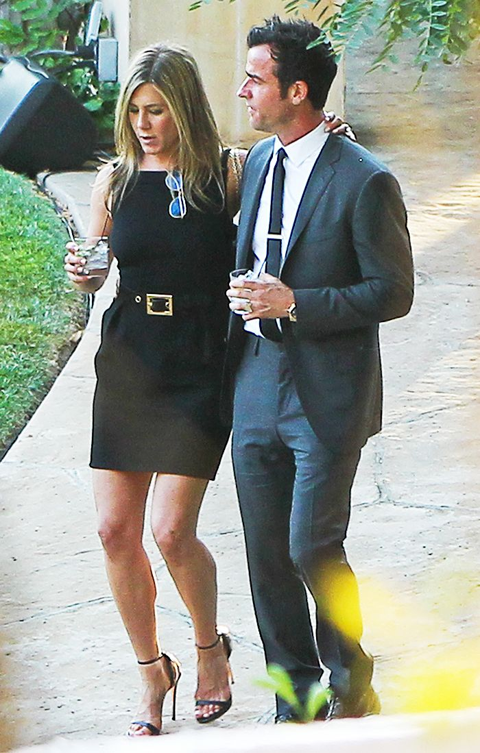 Celebrity Wedding Guest Outfits 14