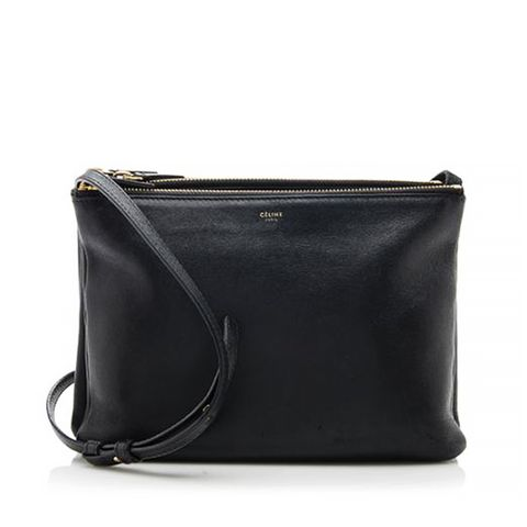 Lambskin Large Trio Crossbody Bag