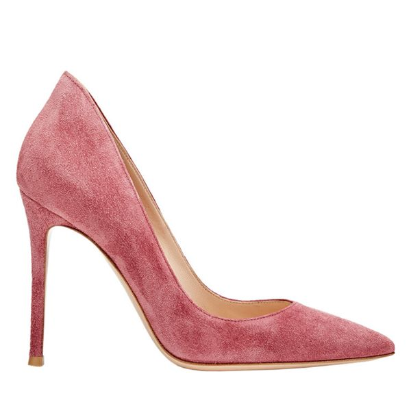 Gianvito Rossi Ellipsis Pumps