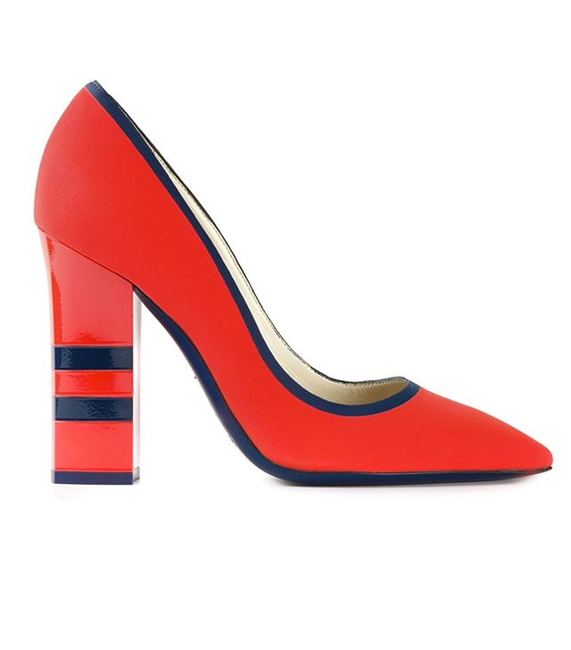 Pollini Pointed Toe Pumps