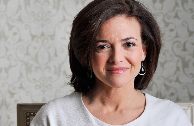 Choose Life: Sheryl Sandberg's Essay About Losing Her Husband