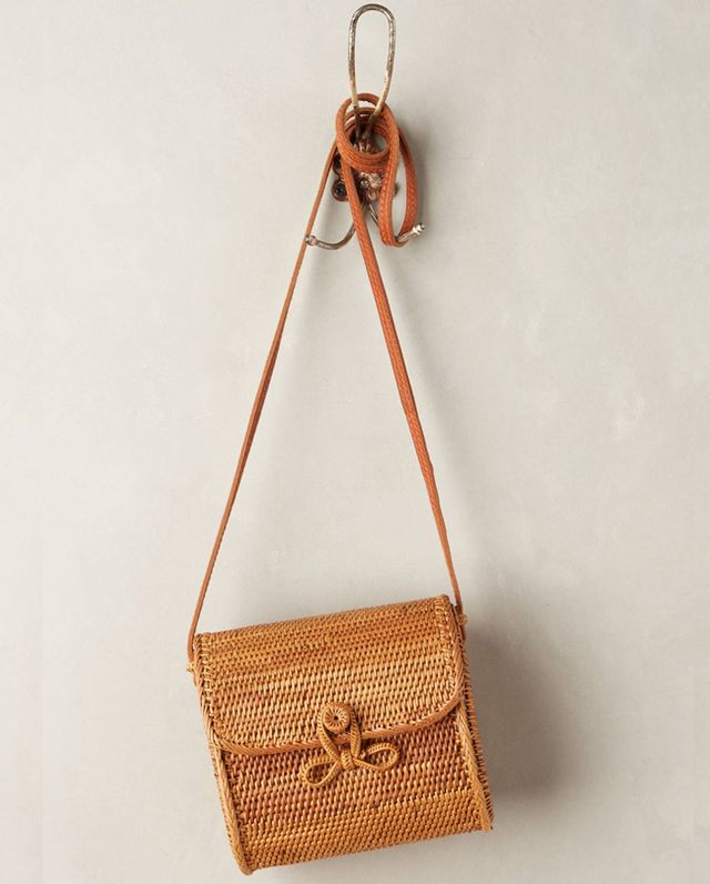 Anthropologie Sweetgrass Crossbody Bag
