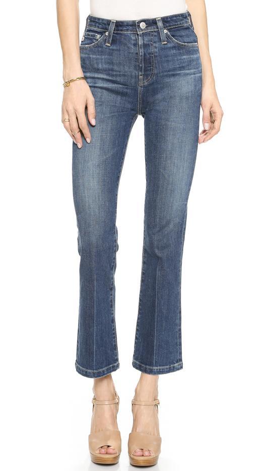 Alexa Chung x AG Revolution Jeans
