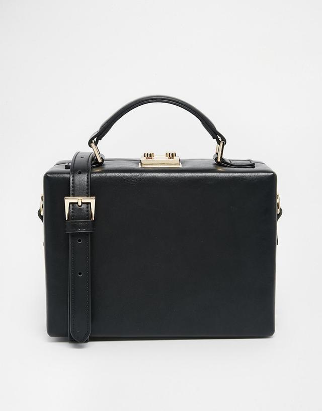 ASOS Structured Handheld Bag