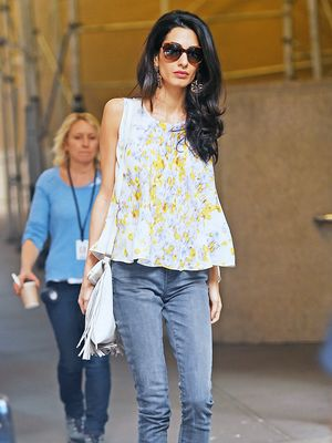 Where Amal Clooney Gets All of Her Jeans