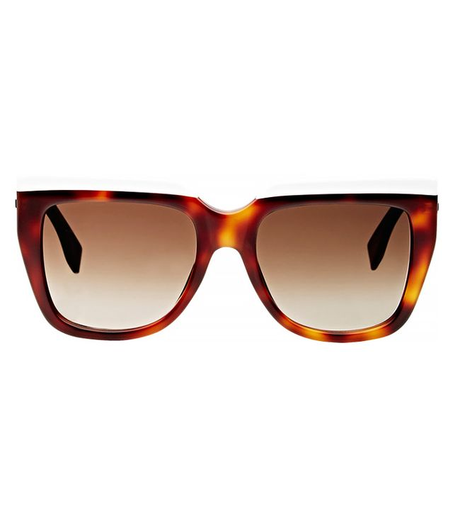 Fendi Colorblock Sunglasses
