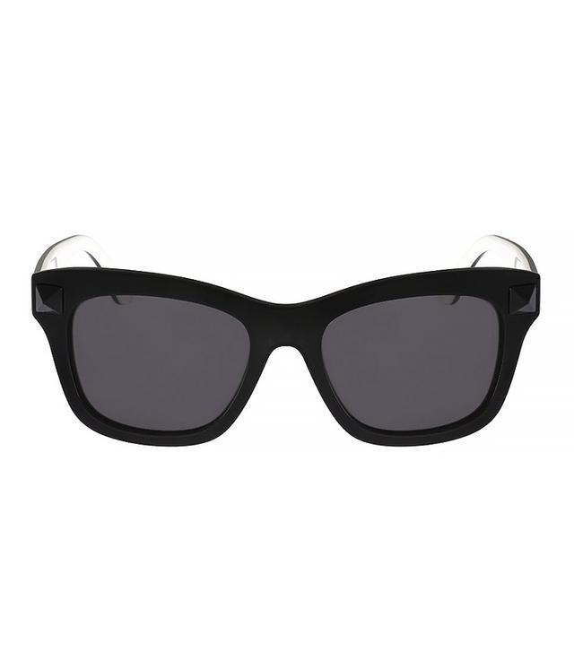 Valentino Wayfarer Sunglasses