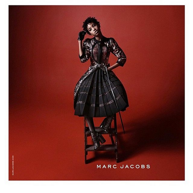Guess Whose Famous Daughter Is the New Face of Marc Jacobs