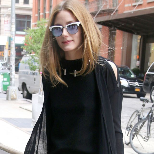 We're Obsessed With Olivia Palermo's Under-$50 Choker