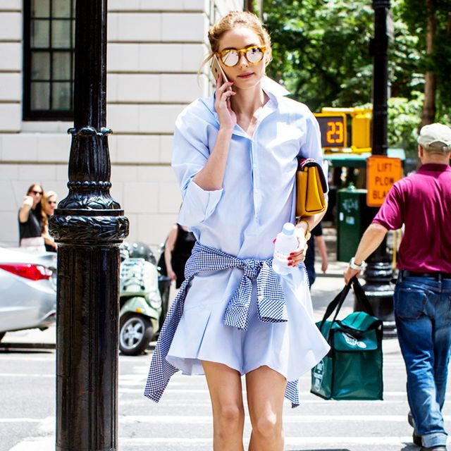 Olivia Palermo Inspires Our Summer Office Outfit