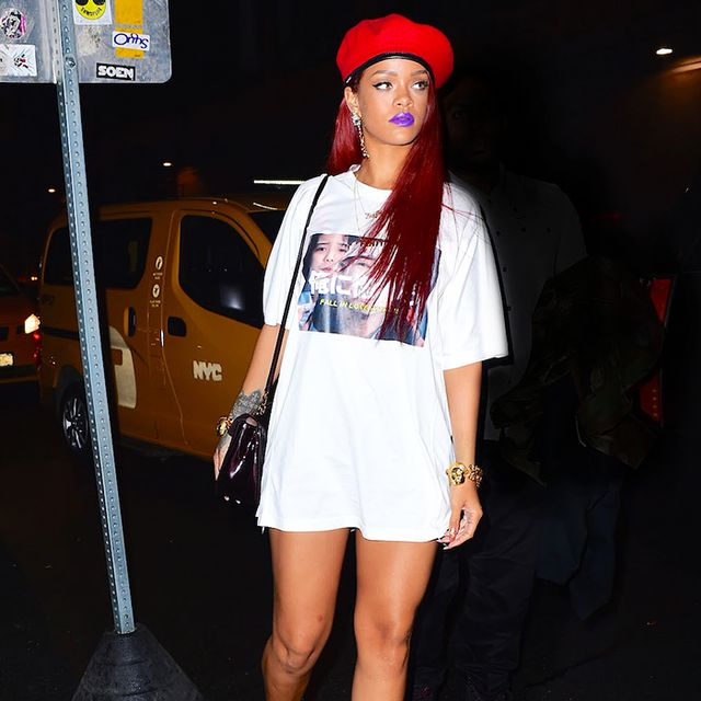 How to Ignore Trends and Look Like a Badass: A Rihanna Case Study