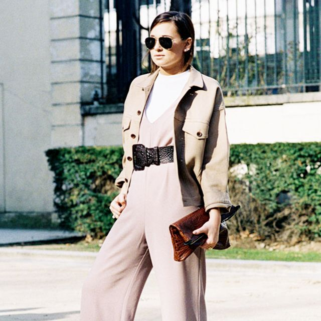How to Style Your Jumpsuit Like a '70s Babe