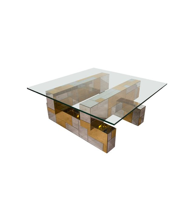 Showplace Design Center Paul Evans Cityscape Cocktail Table