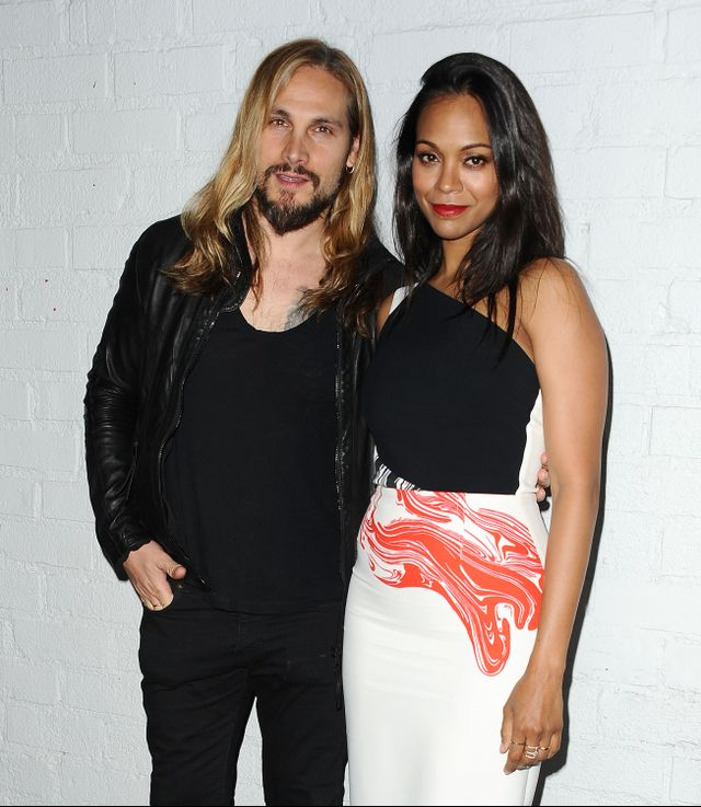 Obsessed: Zoe Saldana's New Husband Took HER Last Name