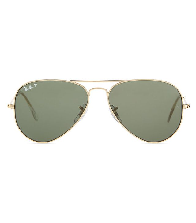 Ray-Ban Original Aviator Polarised Sunglasses
