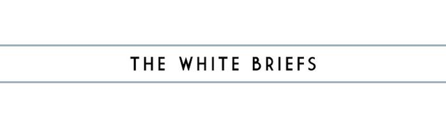 """The true classic—the white brief is perfect under jeans for a casual/everyday girl-next-door vibe. There's always something about simple whites that seems to capture this..."